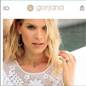 Gorjana Palisades Turquoise Adjustable Necklace